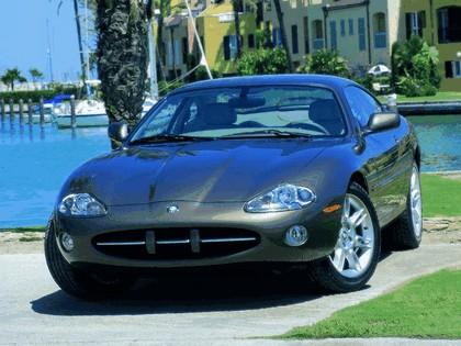 1996 Jaguar XK8 9