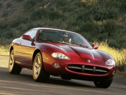 1996 Jaguar XK8 11