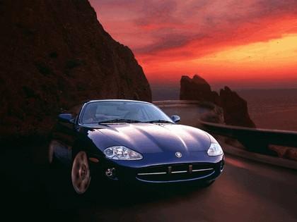 1996 Jaguar XK8 13