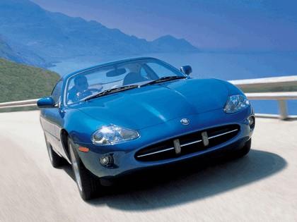 1996 Jaguar XK8 14