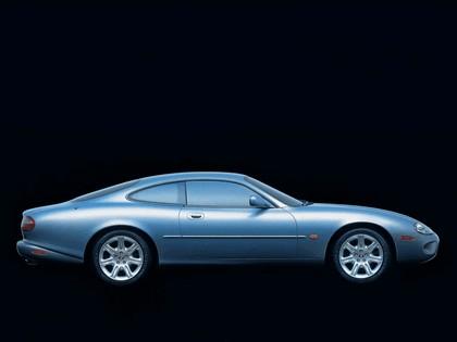 1996 Jaguar XK8 16