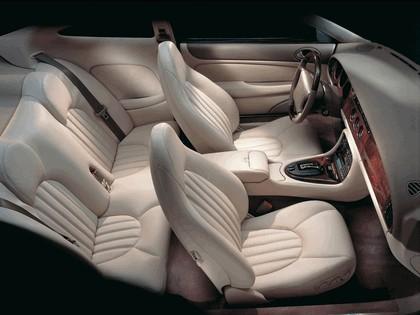 1996 Jaguar XK8 19