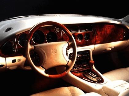 1996 Jaguar XK8 21