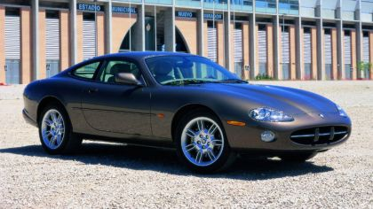 1996 Jaguar XK8 7
