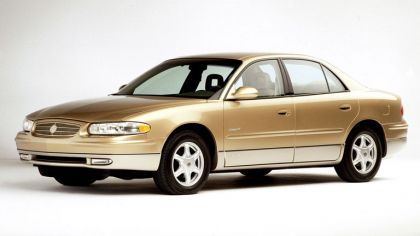 2001 Buick Regal Olympic Edition 7