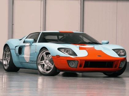 2009 Ford GT by Wheelsandmore 1