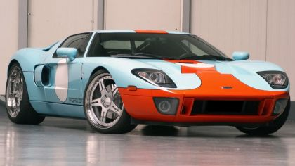 2009 Ford GT by Wheelsandmore 9