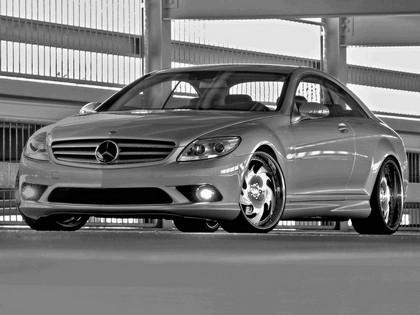 2009 Mercedes-Benz CL45 ( C216 ) by Wheelsandmore 1