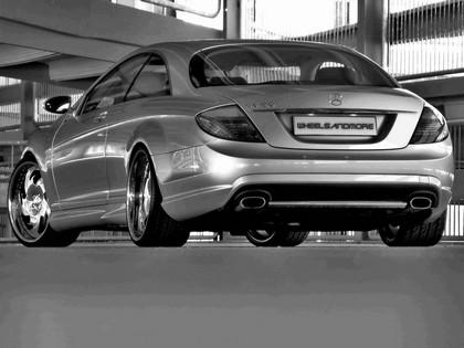 2009 Mercedes-Benz CL45 ( C216 ) by Wheelsandmore 2