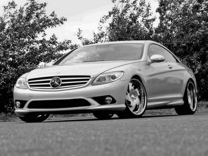 2009 Mercedes-Benz CL45 ( C216 ) by Wheelsandmore 3