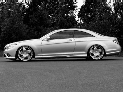 2009 Mercedes-Benz CL45 ( C216 ) by Wheelsandmore 4