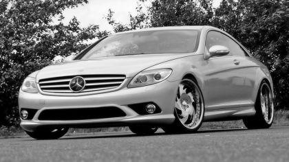 2009 Mercedes-Benz CL45 ( C216 ) by Wheelsandmore 5
