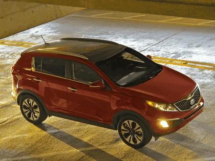 2011 Kia Sportage SX - USA version 34
