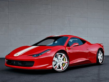2011 Ferrari 458 Italia by Wheelsandmore 1