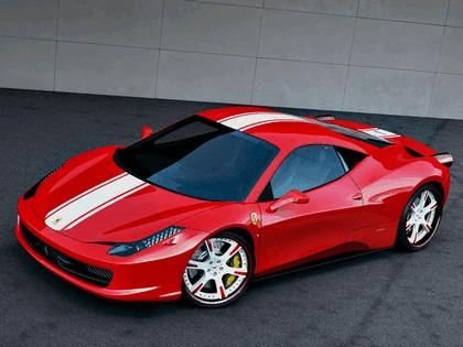 2011 Ferrari 458 Italia by Wheelsandmore 2