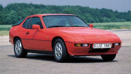 1986 Porsche 924 S 6