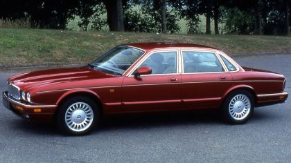 1994 Jaguar XJ12 ( X305 ) 7