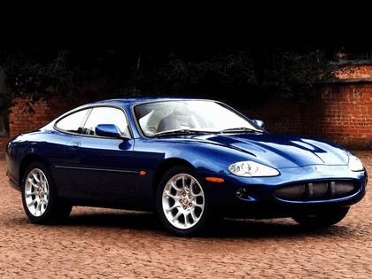 1998 Jaguar XKR coupé 1