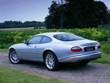1998 Jaguar XKR coupé 4