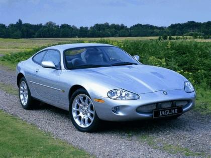 1998 Jaguar XKR coupé 5