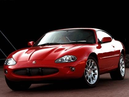 1998 Jaguar XKR coupé 6