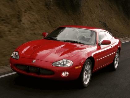 1998 Jaguar XKR coupé 7
