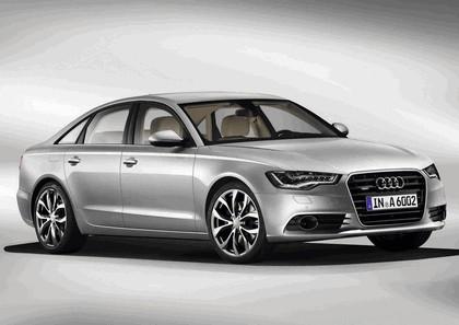 2011 Audi A6 6