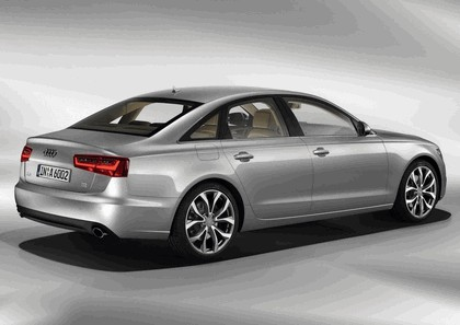 2011 Audi A6 7