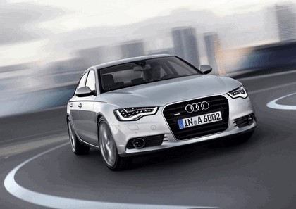 2011 Audi A6 15