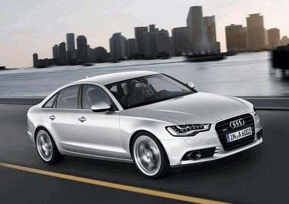 2011 Audi A6 16