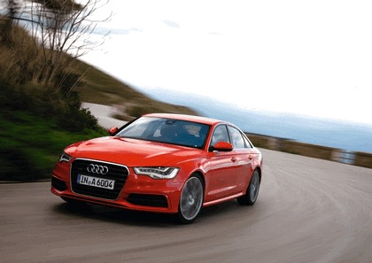 2011 Audi A6 21