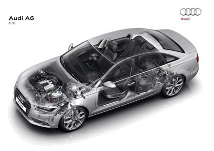 2011 Audi A6 29
