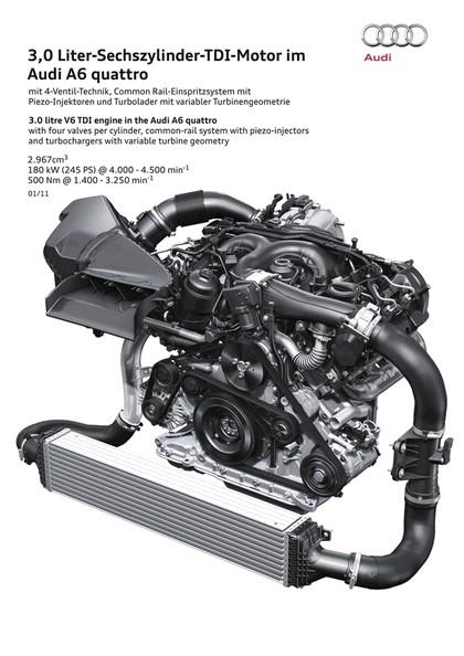 2011 Audi A6 31