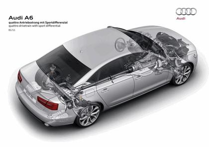 2011 Audi A6 33