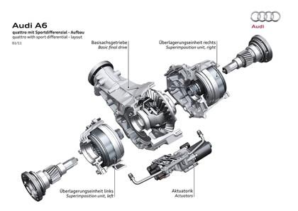 2011 Audi A6 35