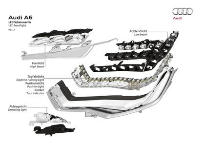 2011 Audi A6 45