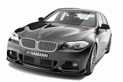 2011 BMW 5er ( F10 ) M-Technik by Hamann 2