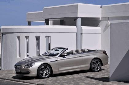 2011 BMW 6er cabrio 1