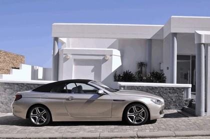 2011 BMW 6er cabrio 2