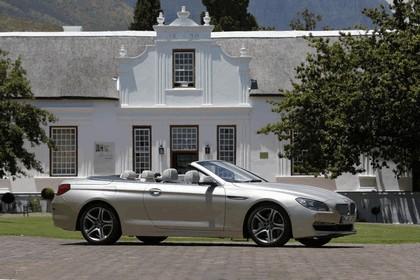 2011 BMW 6er cabrio 9