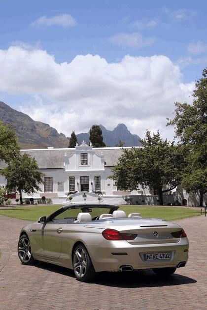 2011 BMW 6er cabrio 10