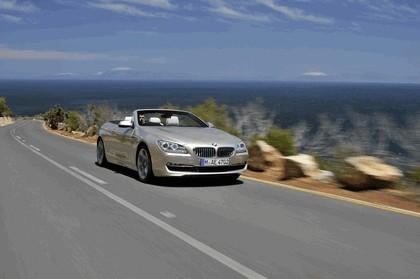 2011 BMW 6er cabrio 12
