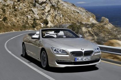 2011 BMW 6er cabrio 14
