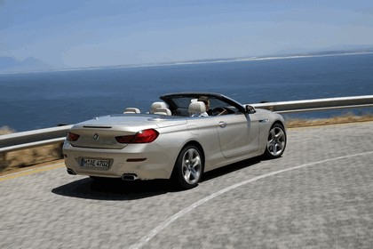 2011 BMW 6er cabrio 19