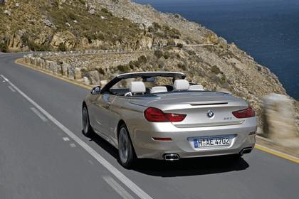 2011 BMW 6er cabrio 20