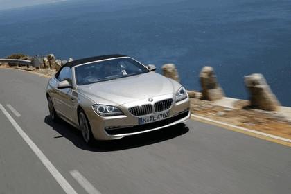 2011 BMW 6er cabrio 22