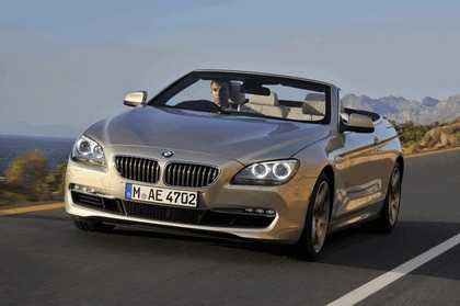 2011 BMW 6er cabrio 29