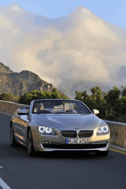 2011 BMW 6er cabrio 34