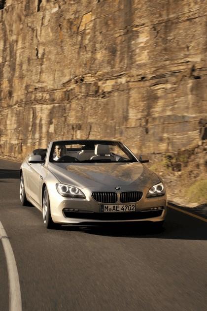 2011 BMW 6er cabrio 35