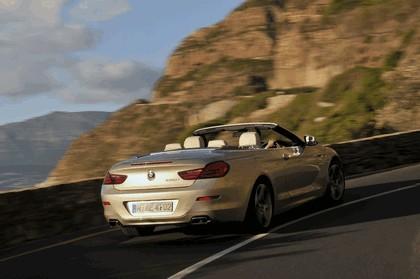 2011 BMW 6er cabrio 37